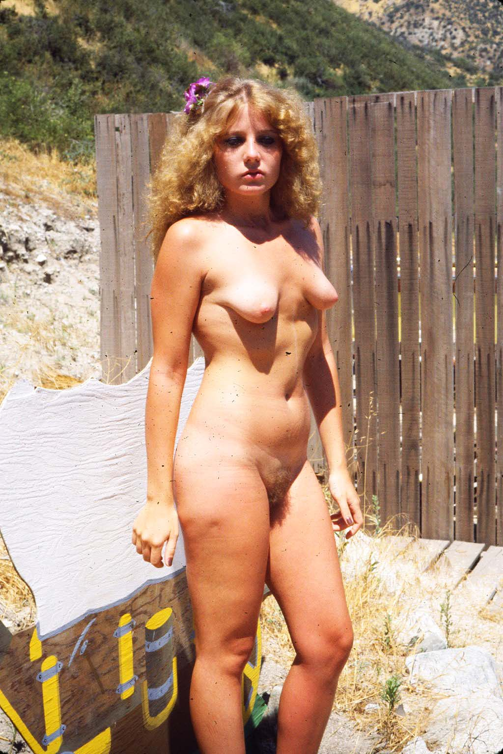 Idea and vintage nudists family young girl brilliant idea